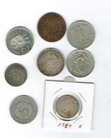 Lot De Pièces Europe. - Coins & Banknotes