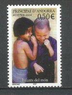 ANDORRE ANDORRA 2004 N° 592 NEUF** NMH - Unused Stamps