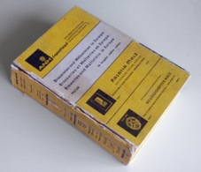 Annuaire Brasseries Et Malteries En Europe 1967/68 Brauereien Und Mälzereien In Europa (bier) - Catalogues
