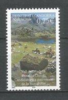 ANDORRE ANDORRA 2004 N° 596 NEUF** NMH - Unused Stamps