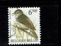 BELGIE GESTEMPELD NR° OPB    2577 - 1985-.. Oiseaux (Buzin)