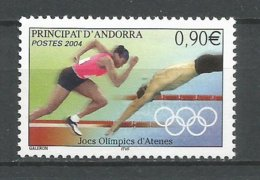ANDORRE ANDORRA 2004 N° 598 NEUF** NMH - Unused Stamps