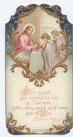 Devotie - Devotion - Communie Communion - Louise Bildstein - Lunéville 1909 - Kommunion Und Konfirmazion