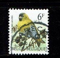 BELGIE GESTEMPELD NR° OPB    2665 - 1985-.. Oiseaux (Buzin)