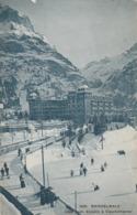 GRINDELWALD HOTEL BAER  EISBAHN. - BE Bern