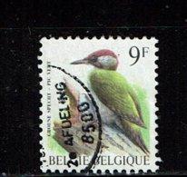 BELGIE GESTEMPELD NR° OPB    2778 - 1985-.. Oiseaux (Buzin)