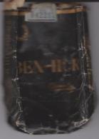 PAQUET CIGARETTES   VIDE  . BEN HUR . LAS CANARIAS - Empty Cigarettes Boxes