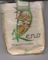 PAQUET CIGARETTES   VIDE  . RENO - Empty Cigarettes Boxes