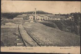 CPA Les Bormettes La Fonderie Edit Galetti Voyagée 1906 Var 83 - France