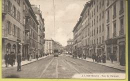 SUISSE - GENEVE  - Rue De Carouge - GE Geneva