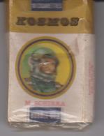 PAQUET CIGARETTES   VIDE  . KOSMOS . M SCHIRRA . MERCURY - Empty Cigarettes Boxes
