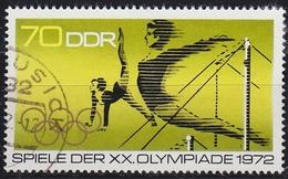 GERMANY DDR [1972] MiNr 1758 ( OO/used ) Olympiade - Gebraucht