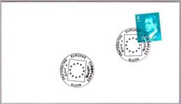 FRATERNITAS EUROPAE EUROPEADE. Gijon, Asturias, 1982 - 1981-90 Cartas