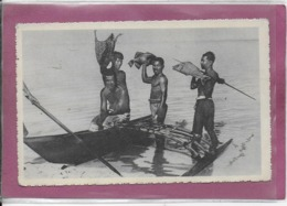 CAROLINES .- Retour De Pêche - Postkaarten