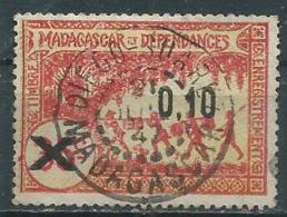 Timbre Madagascar Obliteration Diego Suarez - Oblitérés