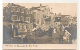 Italie - Venezia - In Campasso Del Tre Ponti -  CPA° - Italy
