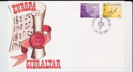 Gibraltar 1985 FDC Europa CEPT    (NB**L75-5) - Europa-CEPT