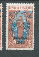 OUBANGUI N° 76 * TB  2 - Unused Stamps