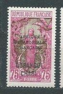 OUBANGUI N° 77 * TB  2 - Unused Stamps