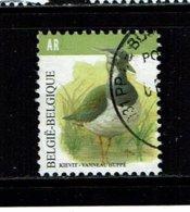 BELGIE GESTEMPELD NR° OPB    4367 - 1985-.. Oiseaux (Buzin)