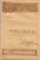Nouvelle Bibliothèque Populaire - PORT ROYAL - Par J. RACINE - N° 349 Du  2-6-1893 - - Livres, BD, Revues