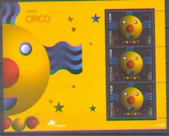 Madeira (Portugal) 2002; Europa Cept - MB 25.** (MNH) - 2002