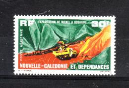 Nuova Caledonia  - 1964.  Estrazione Del Nichel. Nickel Extraction. MNH - Minerali
