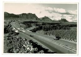 Port Louis - Plaines Wilhems - Trunk Road, With Moka Mountain Range In The Background - Pas Circulé - Mauricio