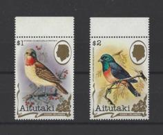 AITUTAKI.  YT  N° 316/317  Neuf **  1982 - Aitutaki