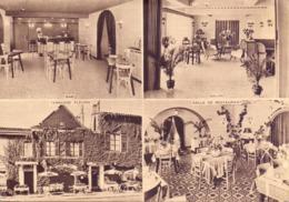 CP - Pub Reclame - Hotel Restaurant Aux Terrasses - Tournus - Hotels & Restaurants