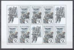 Slovakia 1997; Europa Cept - Mini Sheet Michel 197.** (MNH) - Europa-CEPT