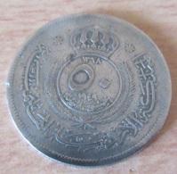 Jordanie - Monnaie 50 Fils 1949 - Jordanie