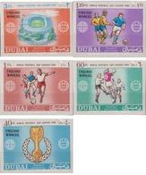 Ref. 13351 * MNH * - DUBAI. 1966. FOOTBALL WORLD CUP. ENGLAND-66 . COPA DEL MUNDO DE FUTBOL. INGLATERRA-66 - Dubai