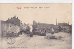 Ain - Pont-de-Vaux - Place Joubert - Pont-de-Vaux
