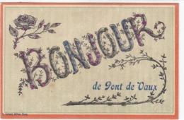 Ain - Un Bonjour De Pont-de-Vaux - Pont-de-Vaux