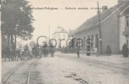 Belgium - Brasschaat - Polygone - Batterie Montee, Revenant Du Tir - Military - Brasschaat
