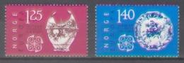 Norway 1976; Europa Cept , Michel 724-725.** (MNH) - Europa-CEPT