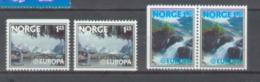 Norway 1977; Europa Cept , Michel 742-743DD.** (MNH) - Europa-CEPT