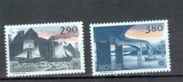 Norway 1988; Europa Cept , Michel 996-997.** (MNH) - Europa-CEPT