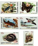 Ref. 95000 * MNH * - ROMANIA. 1993. PROTECTED FAUNA . FAUNA PROTEGIDA - Unused Stamps
