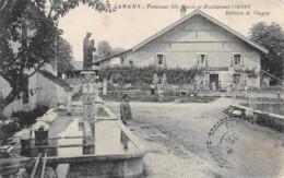 Lanans Canton Baume Les Dames Fontaine Restaurant Gagey - Autres Communes