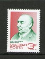 HONGRIE 1989  J.GYETVAI  Yvert: 3203  NEUF MNH** - Unused Stamps