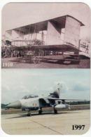 CALENDARIO TASCABILE 1997 - AEREI - AVIAZIONE - CAMERI - CIRCOLO DEL 53 - Vedi Retro - Calendari