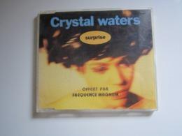 CD CRYSTAL WATERS : SURPRISE - Musik & Instrumente