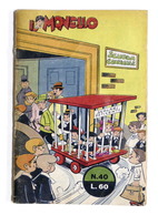 Fumetti - Il Monello N. 40 - 1968 - Boeken, Tijdschriften, Stripverhalen