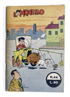 Fumetti - Il Monello N. 44 - 1968 - Boeken, Tijdschriften, Stripverhalen
