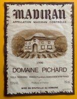 11715 - Madiran Domaine Pichard 1990 - Madiran