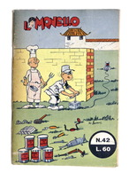 Fumetti - Il Monello - N. 42 - 1968 - Boeken, Tijdschriften, Stripverhalen