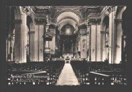 Nice - Souvenir De La 250e Anniversaire De La Dédicace De La Cathédrale De Nice 22 Mai 1949 - Carte Photo Dos Blanc - Monuments, édifices