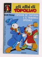 Fumetti Walt Disney - Gli Albi Di Topolino - N. 795 - Febbraio 1970 - Sin Clasificación